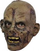 Maschera morto vivente per adulto Halloween