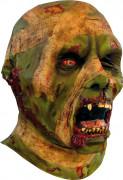 Maschera mummia verde adulti Halloween