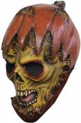 Maschera zucca mostruosa adulti Halloween
