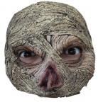 Mezza maschera mummia adulto Halloween