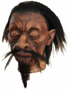 Decorazione testa voodoo adulto Halloween