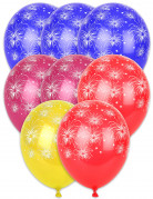 8 palloncini festosi