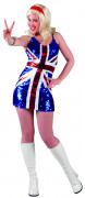 Costume abito Regno Unito adulto
