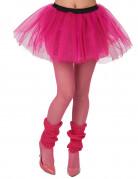 Tutù rosa fluo adulto