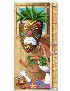 Decorazione porta da bagno Hawai