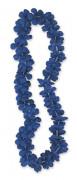 Collana hawaiana blu