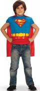 Corazza con mantello Superman™ bambino