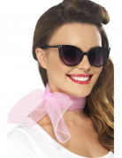 Foulard rosa donna