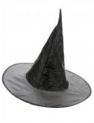 Cappello da strega nero leggero - Halloween