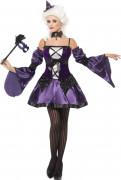 Costume barocco viola