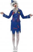 Costume zombie hostess donna Halloween