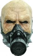 Maschera da zombie radioattivo adulto