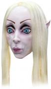 Maschera elfo biondo donna