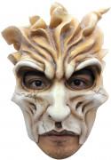 Maschera mostro fossilizzato