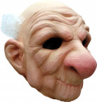 Maschera uomo vecchio adulto
