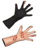 Mani da zombie per adulto Halloween