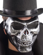 Maschera da scheletro adulto