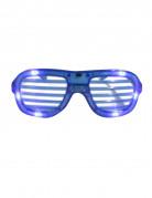 Occhiali blu LED