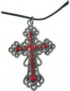 Collana croce gotica