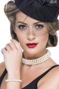 Parure di gioielli in perle