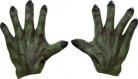 Mani da mostro verdi