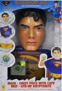 Kit da Superman™ con criptonite per bambino