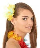 Fermaglio fiori gialli Hawaii