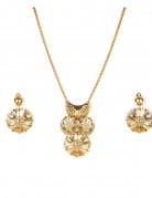 Set di gioielli finti da romana antica adulta