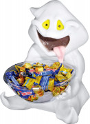Porta caramelle fantasma di Halloween