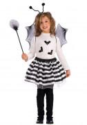 Set accessori pipistrello bambina Halloween
