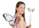 Kit accessori farfalla rosa