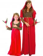 Costume di coppia da Giulietta madre e figlia