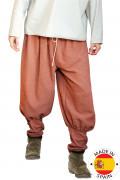 Pantaloni popolano medievale uomo - Premium