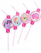 8 Cannucce con i personaggi dei My Little Pony™