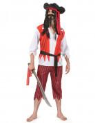 Costume da pirata dei mari per uomo