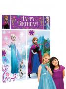 5 Decorazione Murale Frozen - Il regno di Ghiaccio™