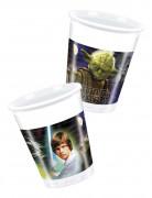 8 Bicchieri plastica Star Wars™