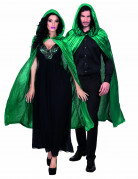 Mantello verde adulto Halloween