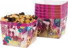 Confezione da 6 vaschette porta caramelle Hippie