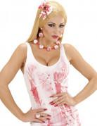 Confezione di gioielli insanguinati donna Halloween