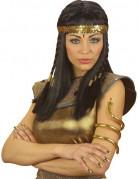 Braccialetto serpente egiziano donna