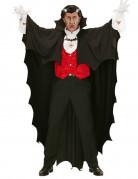Mantello vampiro nero Halloween