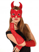 Kit diavolo rosso