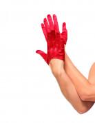 Mini guanti rossi