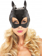 Maschera da gatta lucida