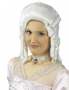 Girocollo barocco pizzo bianco donna