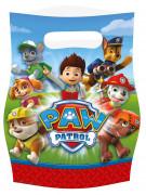 8 Sacchetti per caramelle di plastica Paw Patrol™