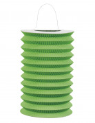 Lanterna di carta verde