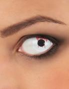 Lenti a contatto fantasia occhio ferito adulto Halloween