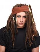 Parrucca da pirata da vascello